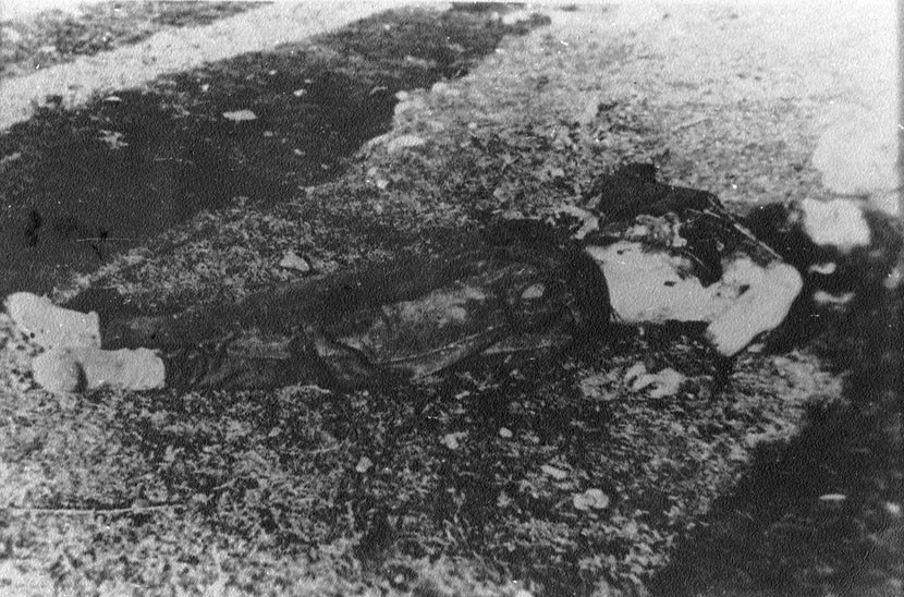 Dragoljub Mihailović, izvršitev smrtne kazni