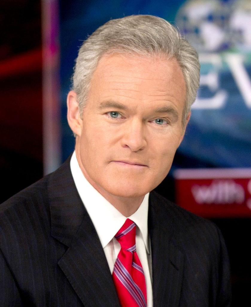 Scott Pelley, novinar in voditelj