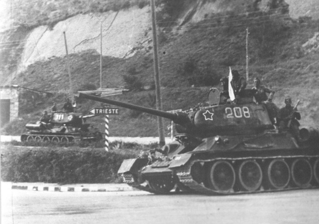 Jugoslovanski tanki 4. armade