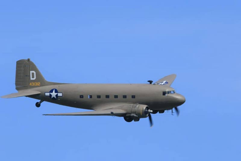 Ameriško letalo C-47