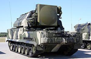 Raketni sistem Tor, po NATO oznaki SA-15