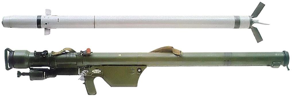 9K32 Strela-2, NATO oznaka SAM-7